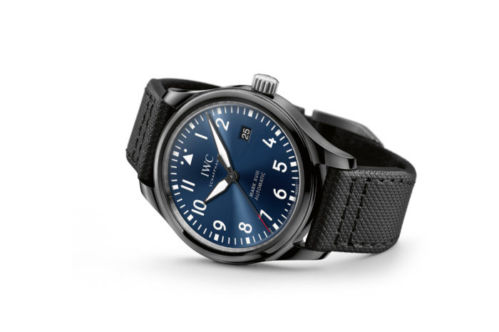 "IWC Pilot's Watch Mark XVIII Edition ""Laureus Sport For Good Foundation"""