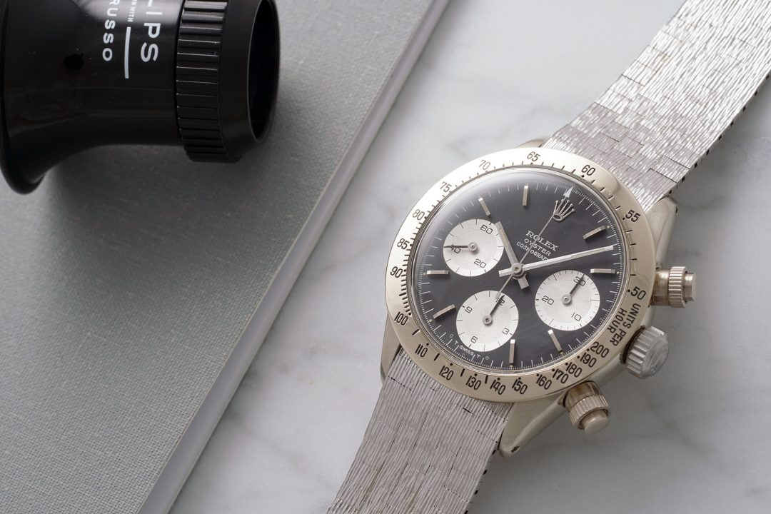 "Rolex Cosmograph Daytona ""The Unicorn"" Ref.6265"