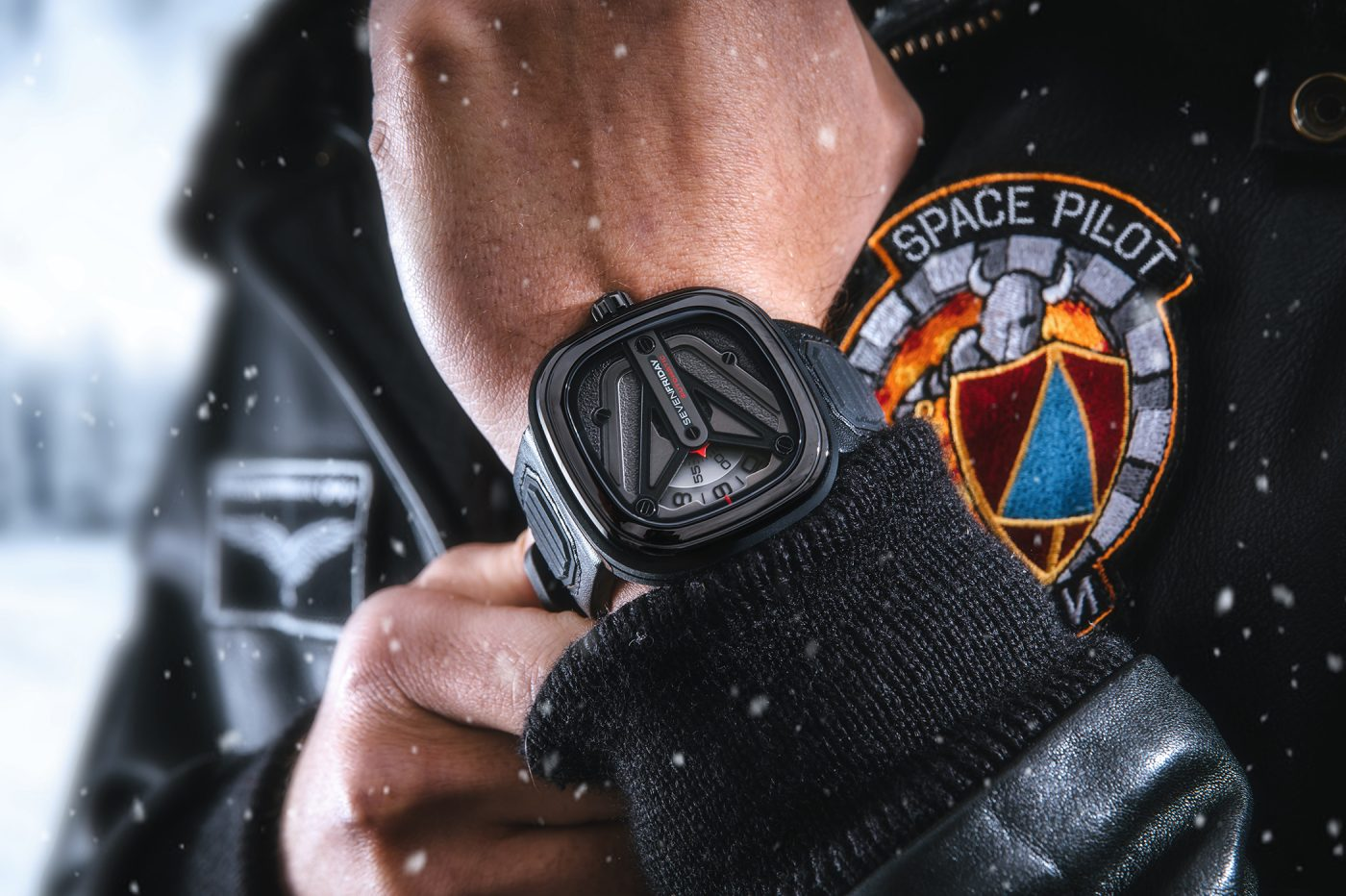 SevenFriday M3/01 Spaceship Edition [dostępność, cena]