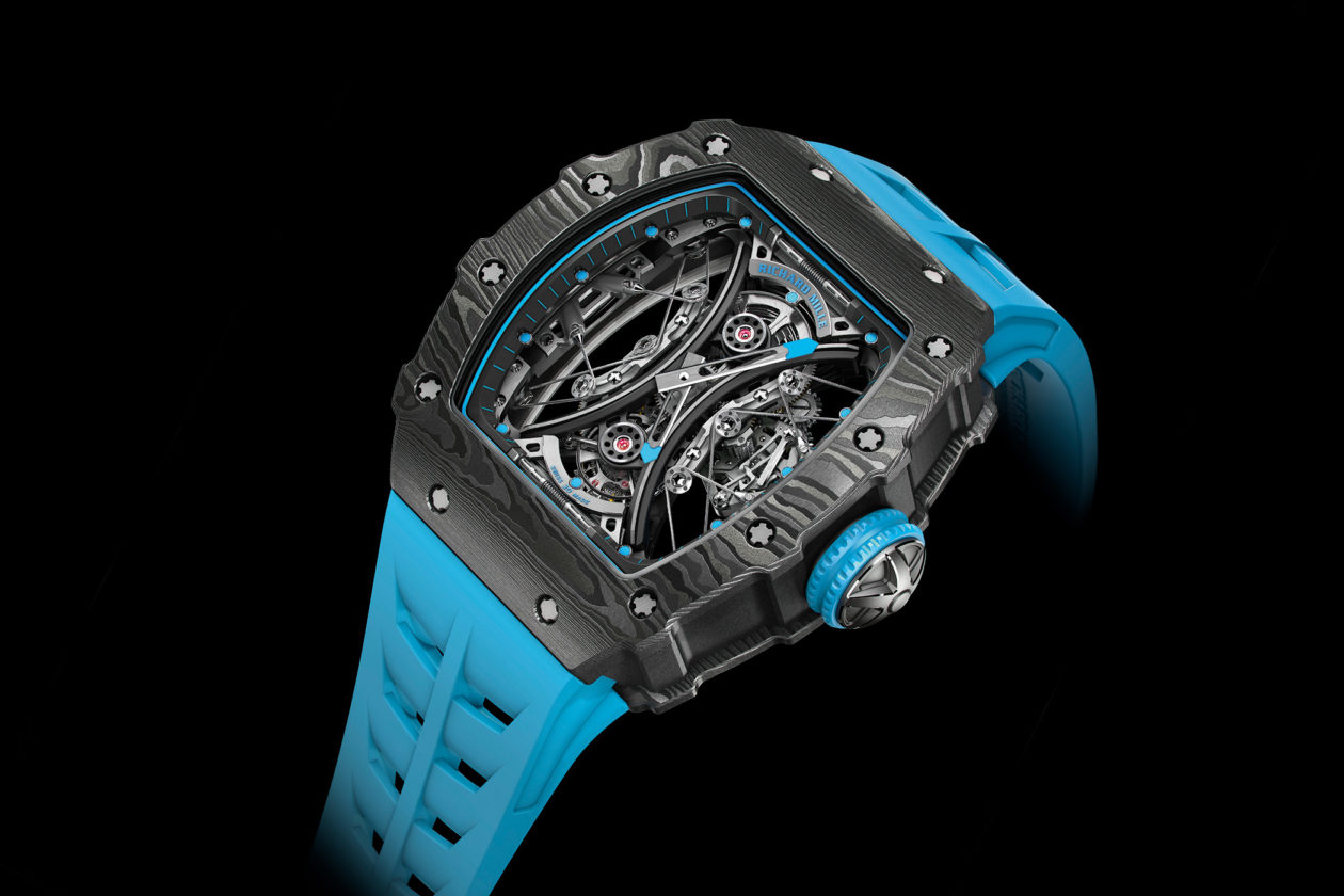Richard Mille RM53-01 Tourbillon Pablo Mac Donough
