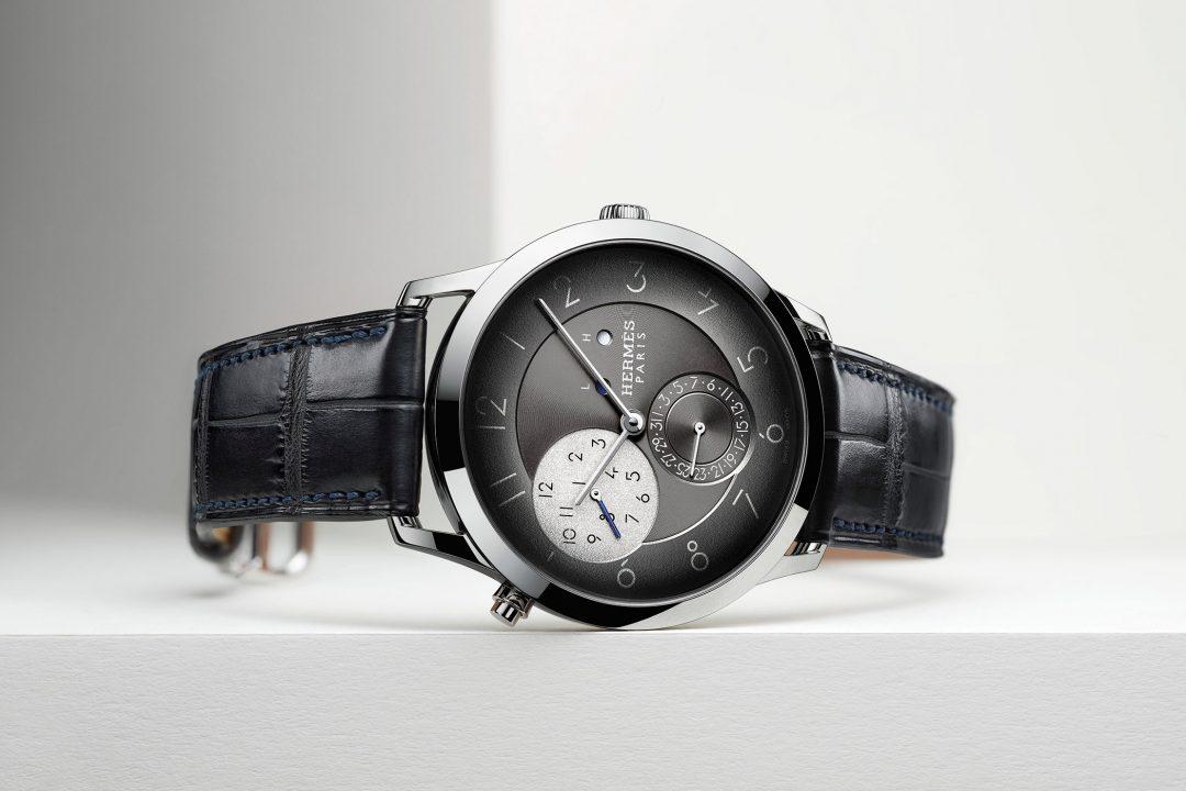 Hermès Slim d'Hermès GMT