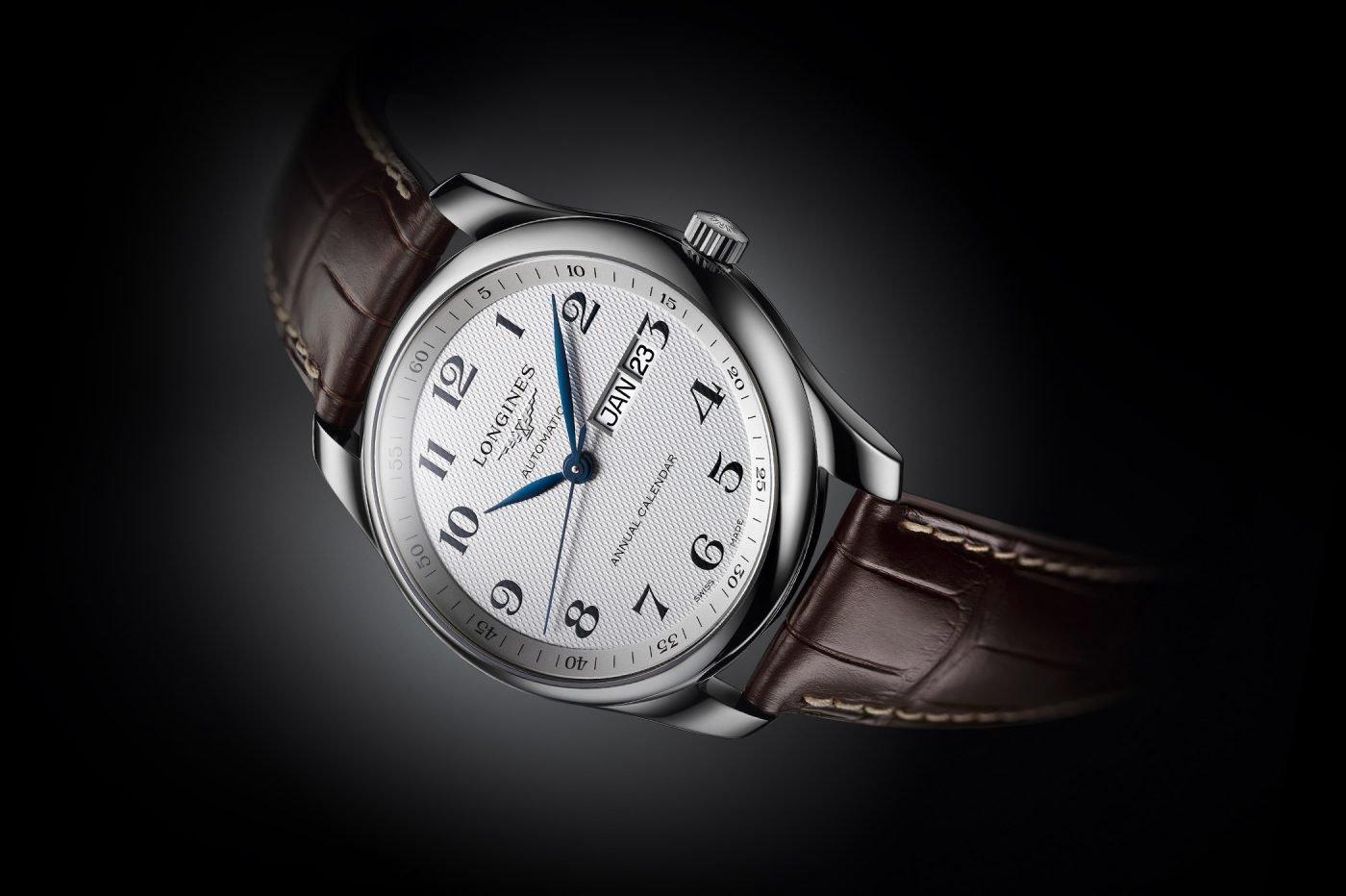 Longines Master Annual Calendar – zegarek z rocznym kalendarzem – Basel 2018 [zdjęcia live, cena]