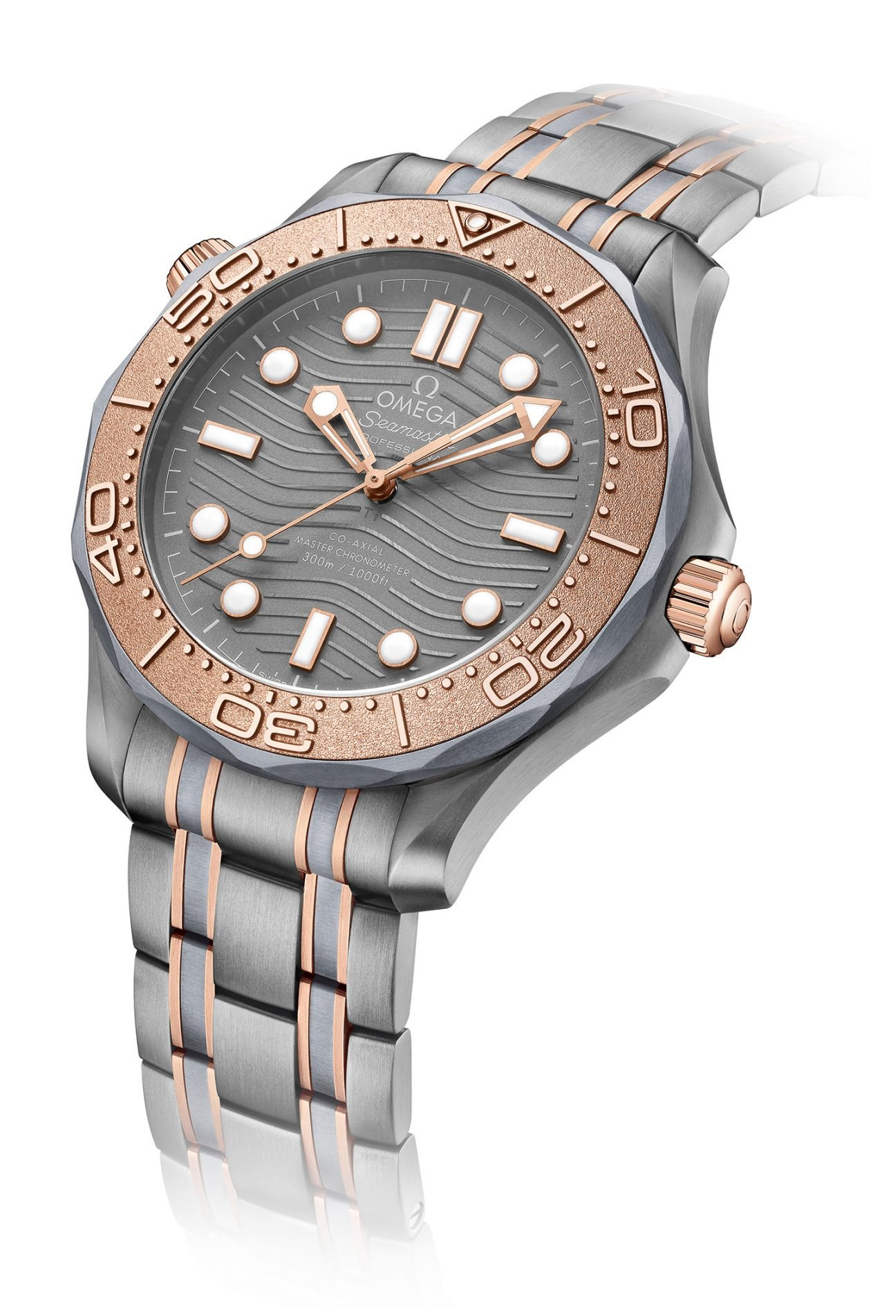Omega Seamaster Diver 300M Titanium Tantalum Limited Edition