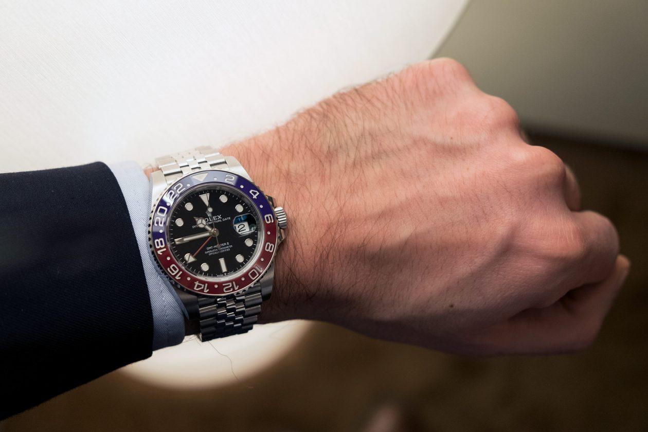 Rolex Ref. 126710 BLRO