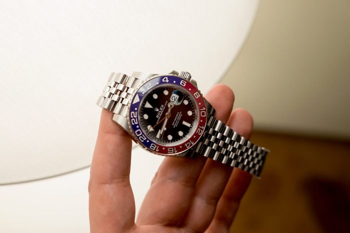 """Rolex GMT-Master II """"Pepsi"""""""