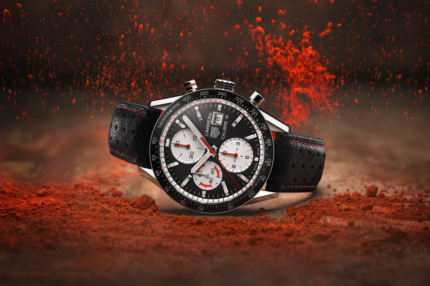 TAG Heuer Carrera Calibre 16 Chronograph – Basel 2018