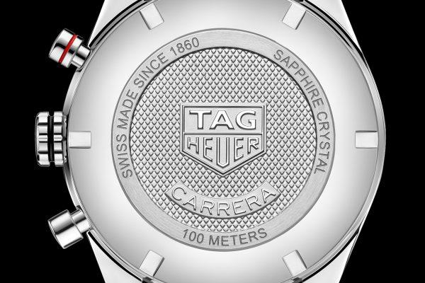 Dekiel modelu TAG Heuer Carrera Calibre 16