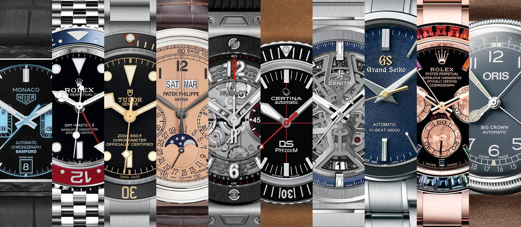 BaselWorld 2018 - TOP 10