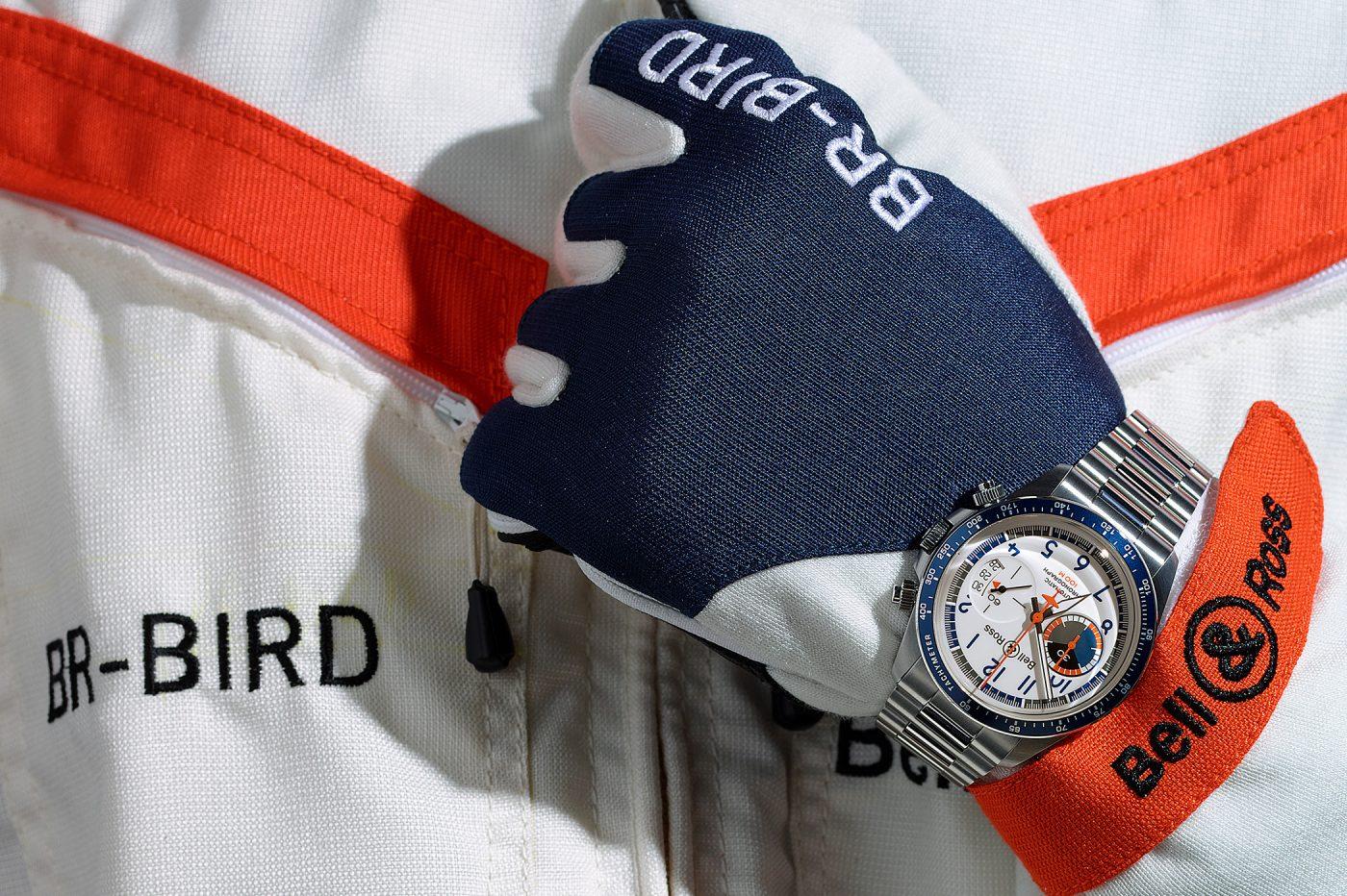 Bell & Ross BR Racing Bird – zegarki inspirowane lotnictwem – Basel 2018 [dostępność, cena]