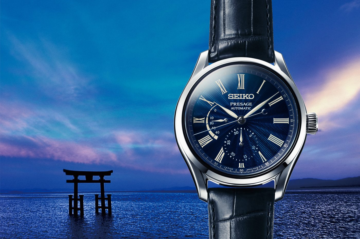 Seiko Presage Shippo Enamel Limited Edition – Basel 2018 [cena]