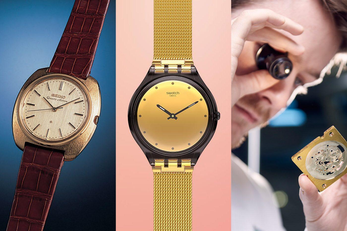 Dzieje zegarmistrzostwa Momenty, które na zawsze zmieniły zegarkowy świat