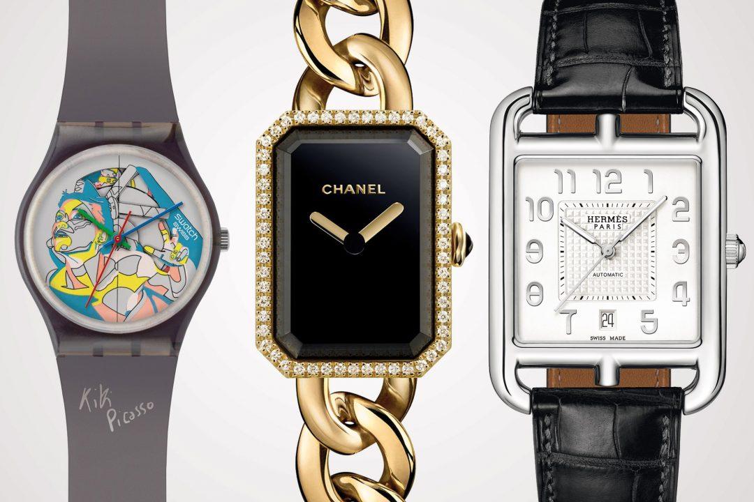 Dzieje zegarmistrzostwa - zegarki fashion