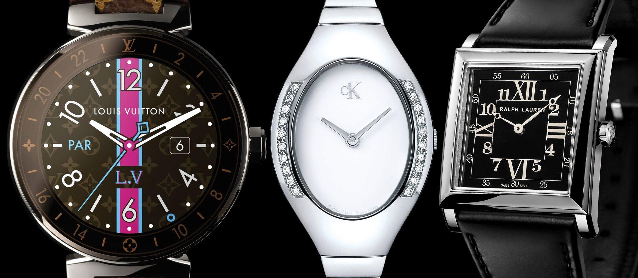Dzieje Zegarmistrzostwa: zegarki modowe