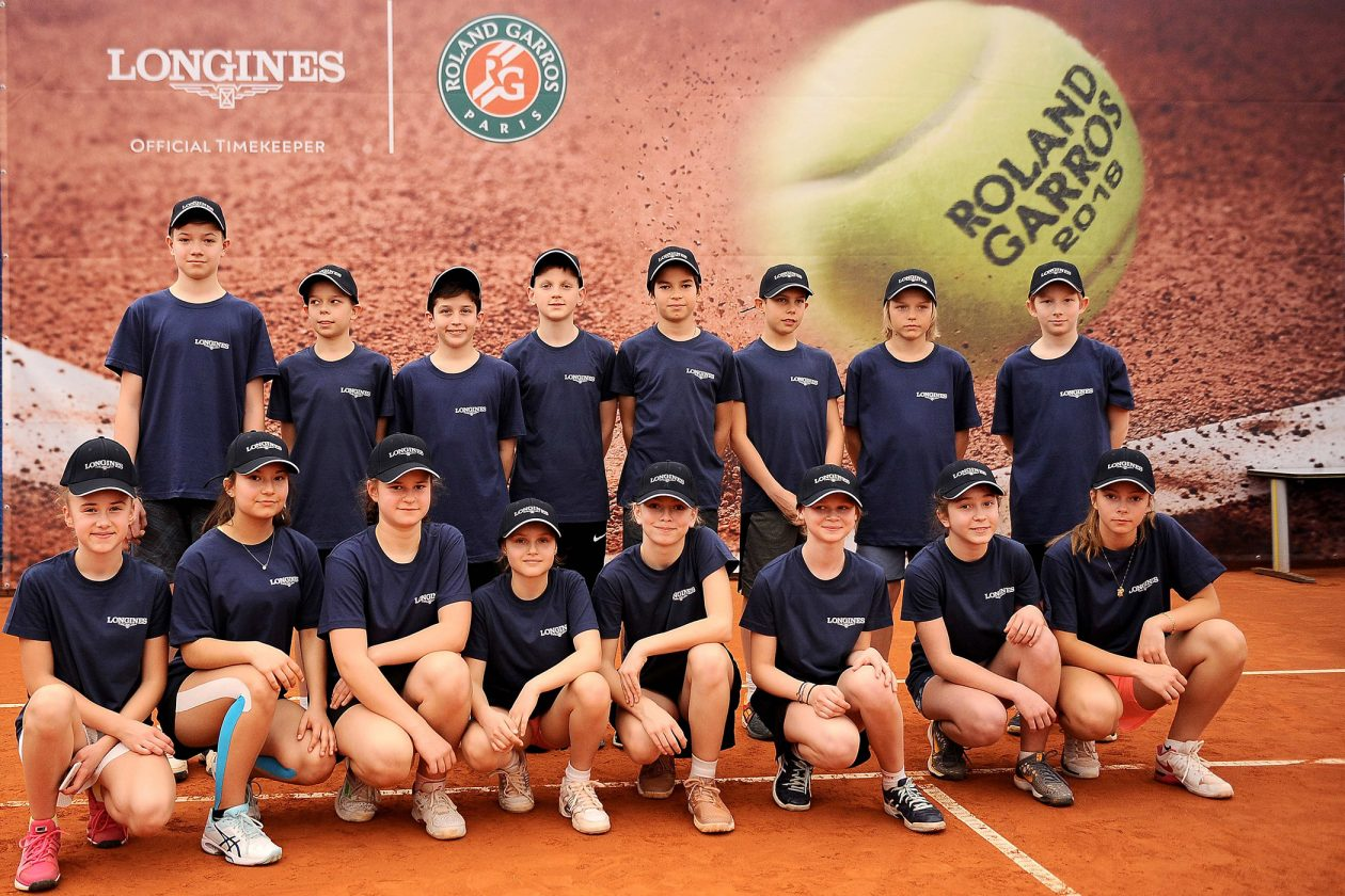 Zawodnicy - Longines Future Tennis Aces 2018