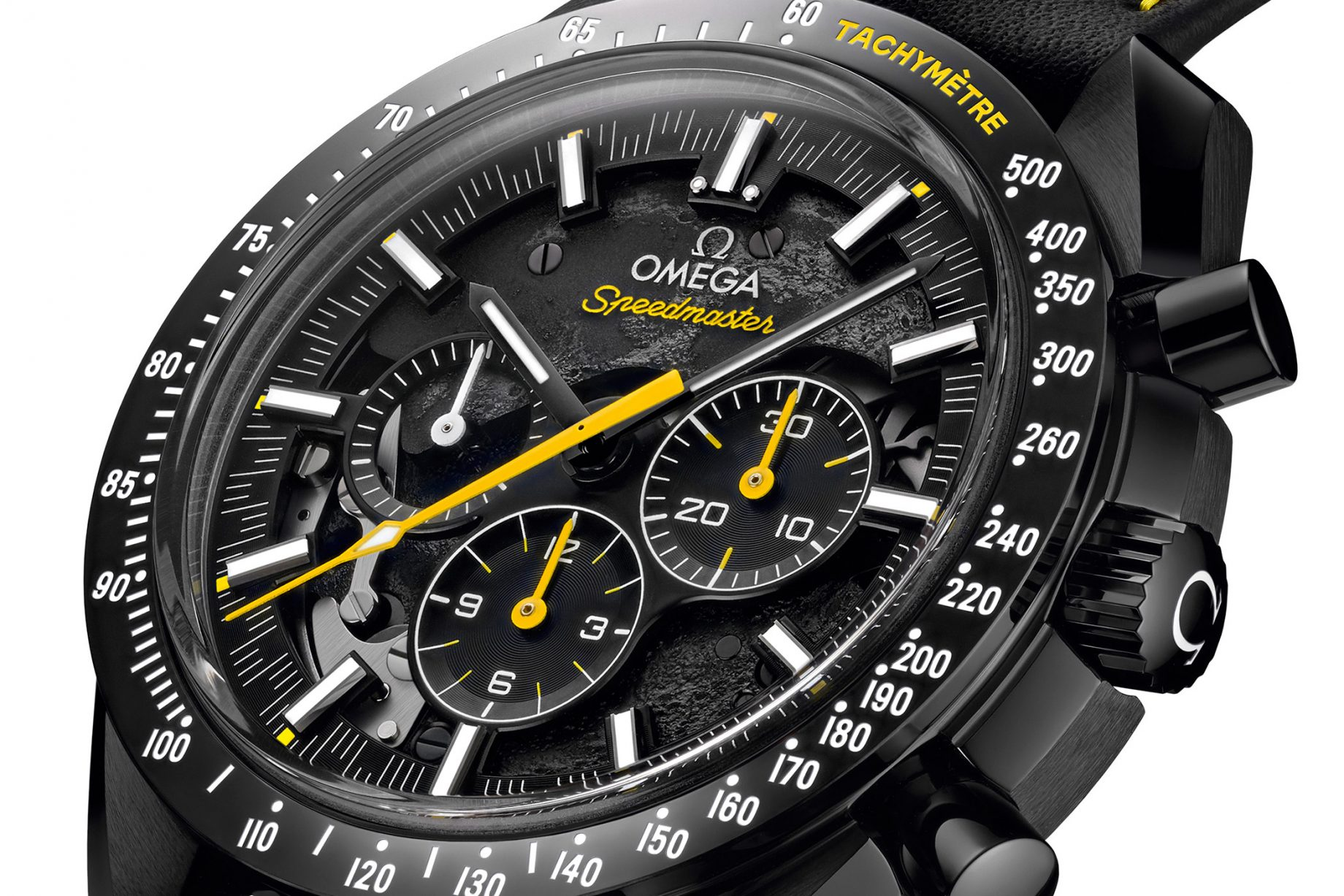 Tarcza - Omega Speedmaster Dark Side Of The Moon Apollo 8