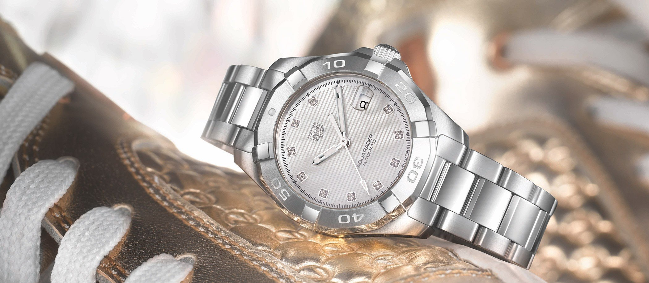 TAG Heuer Aquaracer Lady Calibre 9 Automatic