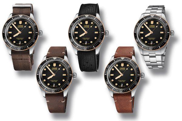 Oris Divers Sixty-Five - wersja 40 mm