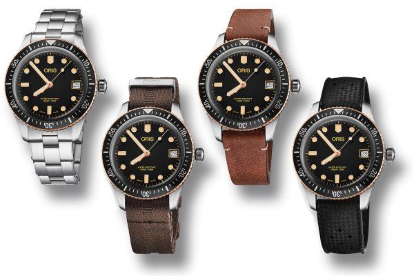 Oris Divers Sixty-Five - wersja 36 mm