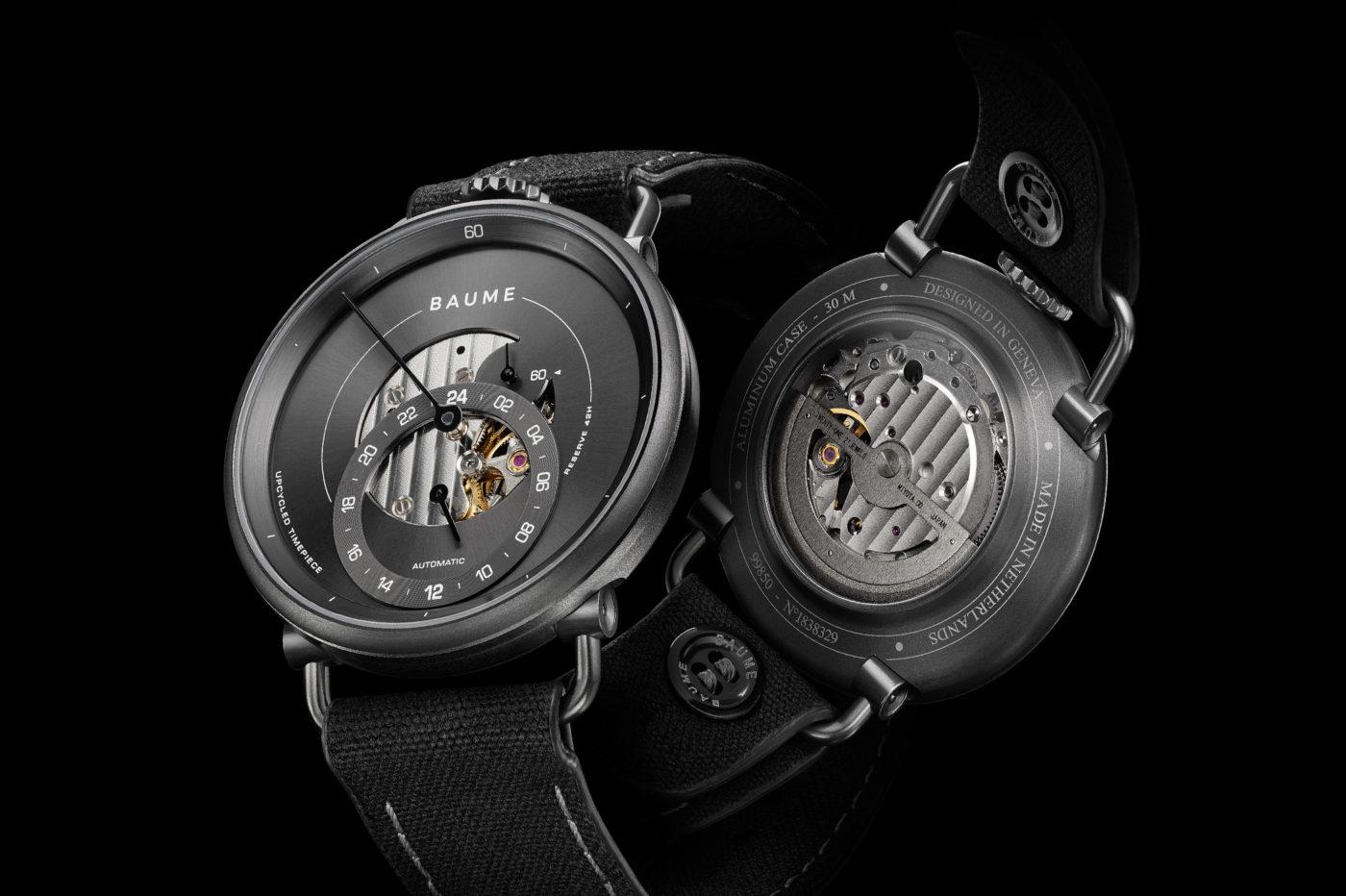 Baume (bez Mercier) – nowe, budżetowe zegarki z możliwością personalizacji