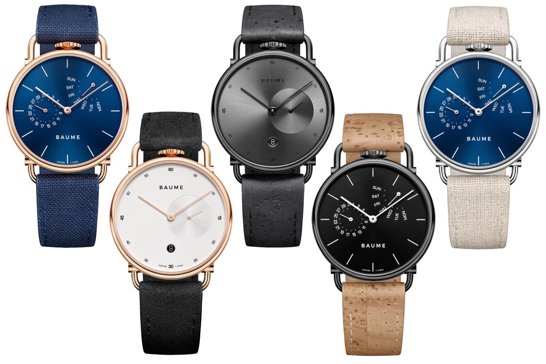Baume - zegarki w rozmiarze 41 mm