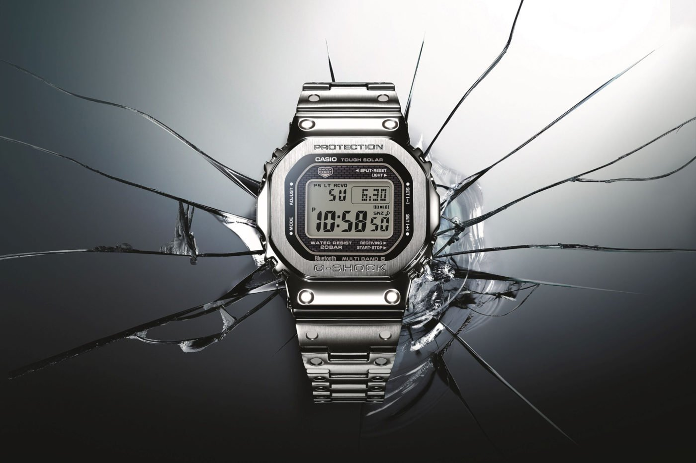 Casio G-Shock GMW B-5000