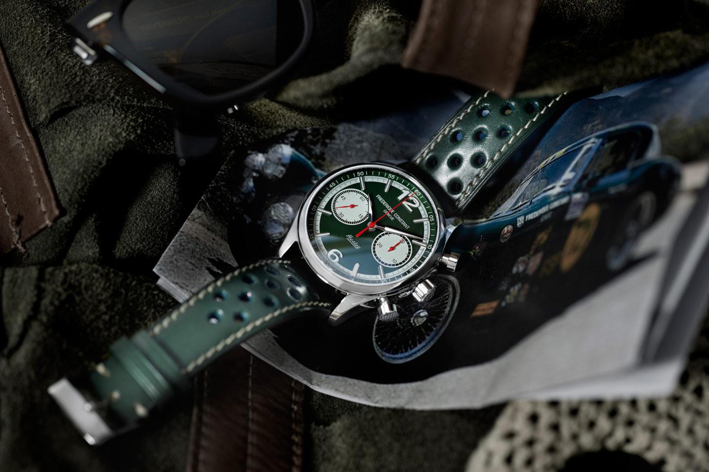 Frederique Constant Vintage Rally Chronograph [cena]