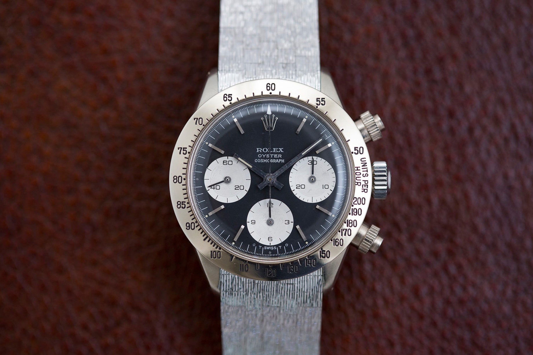 "Rolex Daytona Ref.6265 ""The Unicorn"""