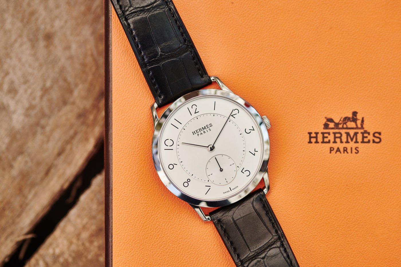 Recenzja Hermès Slim d'Hermès [zdjęcia live, cena]