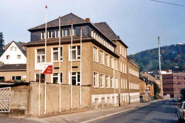 Siedziba A. Lange & Söhne - 1994 rok