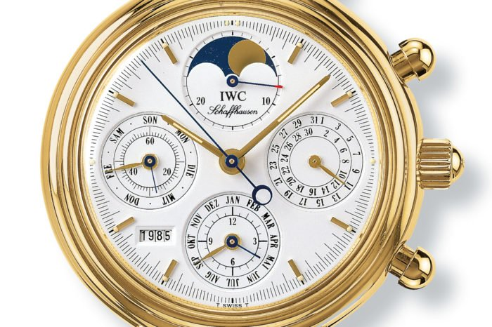Odrodzenie zegarków mechanicznych