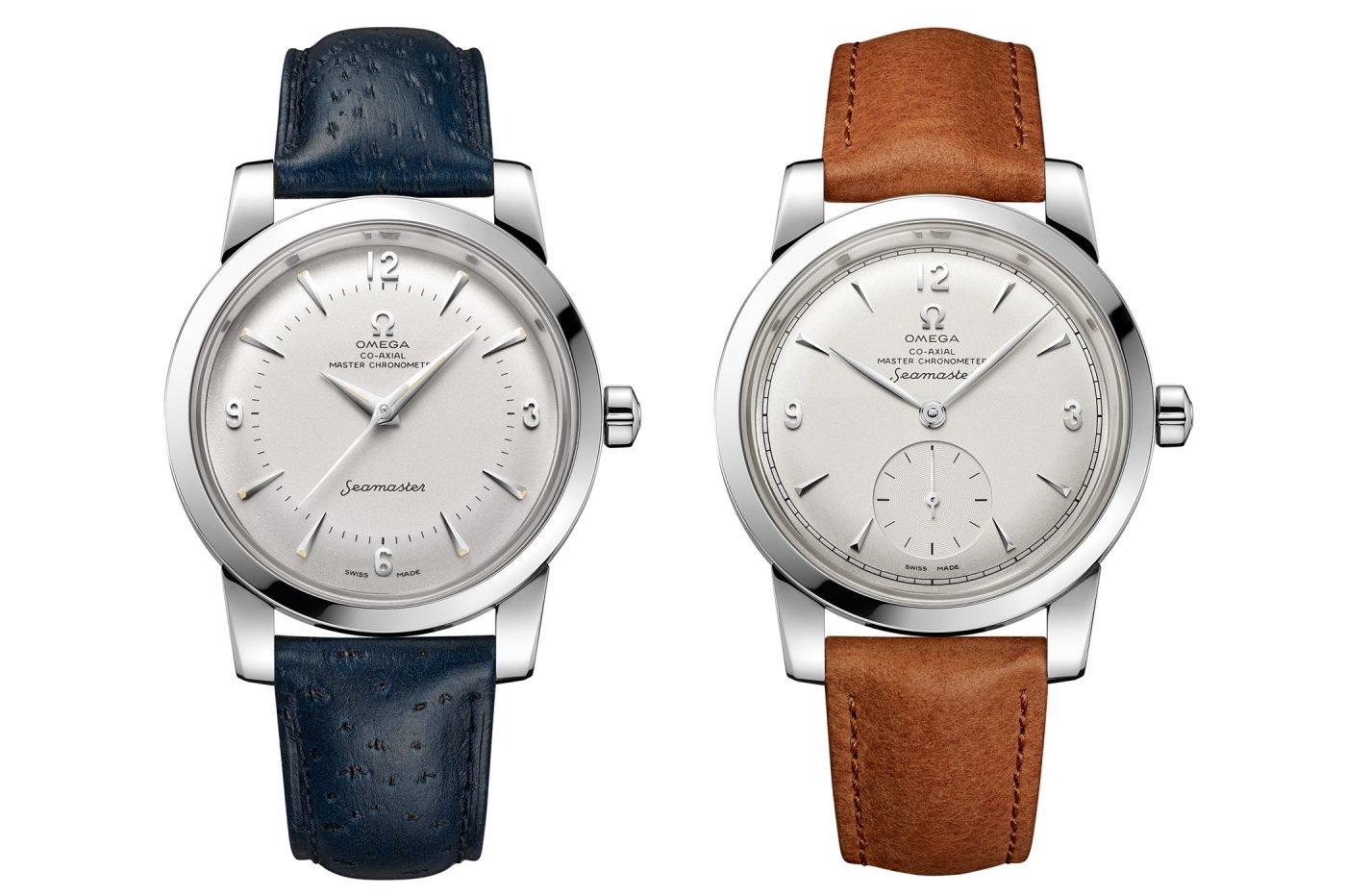 Omega Seamaster 1948 Limited Editions – zegarki na 70-lecie flagowej kolekcji – Basel 2018 [cena]