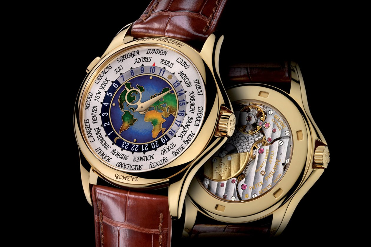 Patek Philippe World Timer Ref. 5131