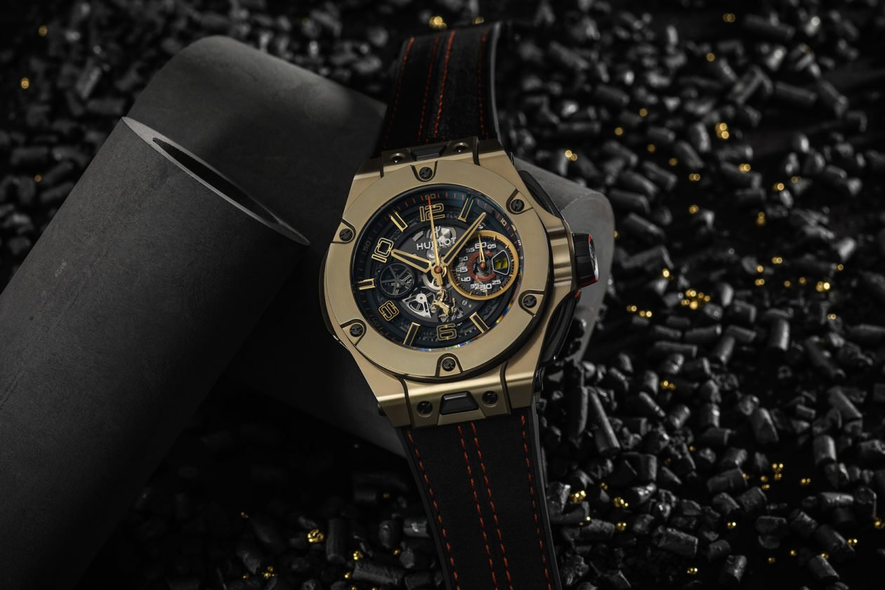 Magic Gold i Hublot