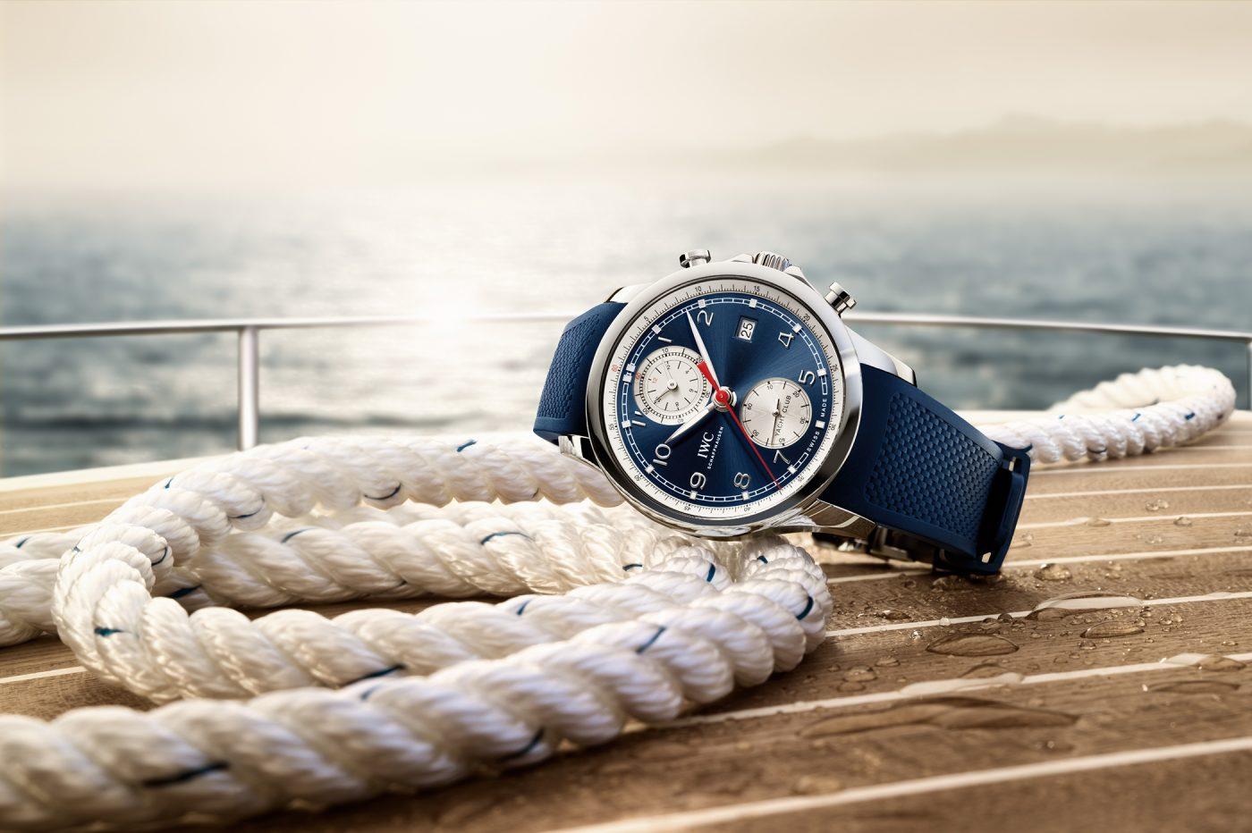 IWC Portugieser Yacht Club Chronograph w wersji letniej [cena]