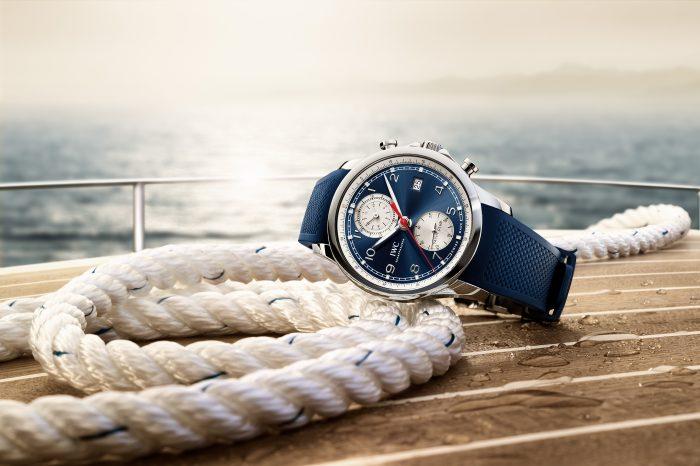 IWC Portugieser Yacht Club Chronograph w wersji letniej