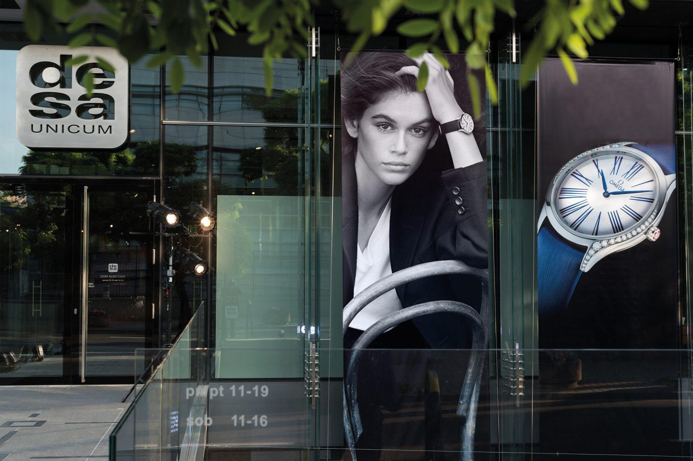 Fotoreportaż Omega De Ville Trésor – premiera damskiej kolekcji zegarków w Warszawie