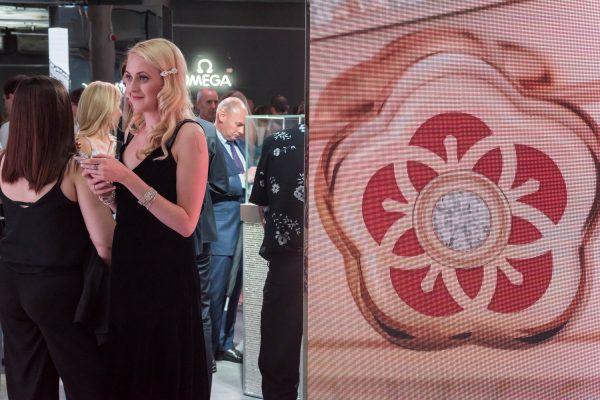 Omega Tresor – premiera damskiej kolekcji w Warszawie