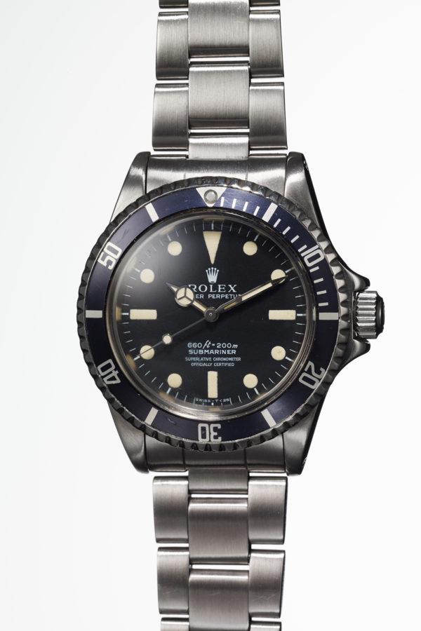 "Rolex Submariner Ref.5513 ""Steve McQueen"""
