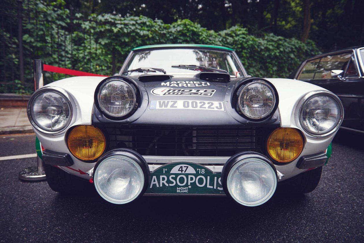 Varsopolis - Fiat 124 Abarth