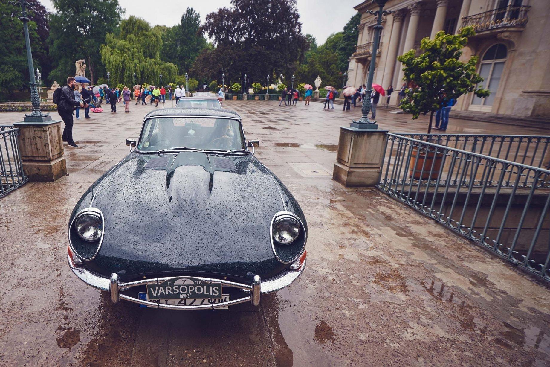Varsopolis - Jaguar E-Type