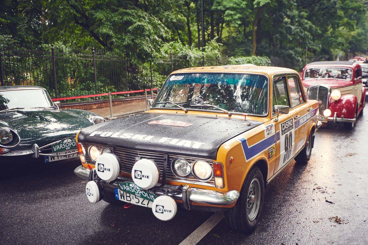 Varsopolis - Fiat 125p
