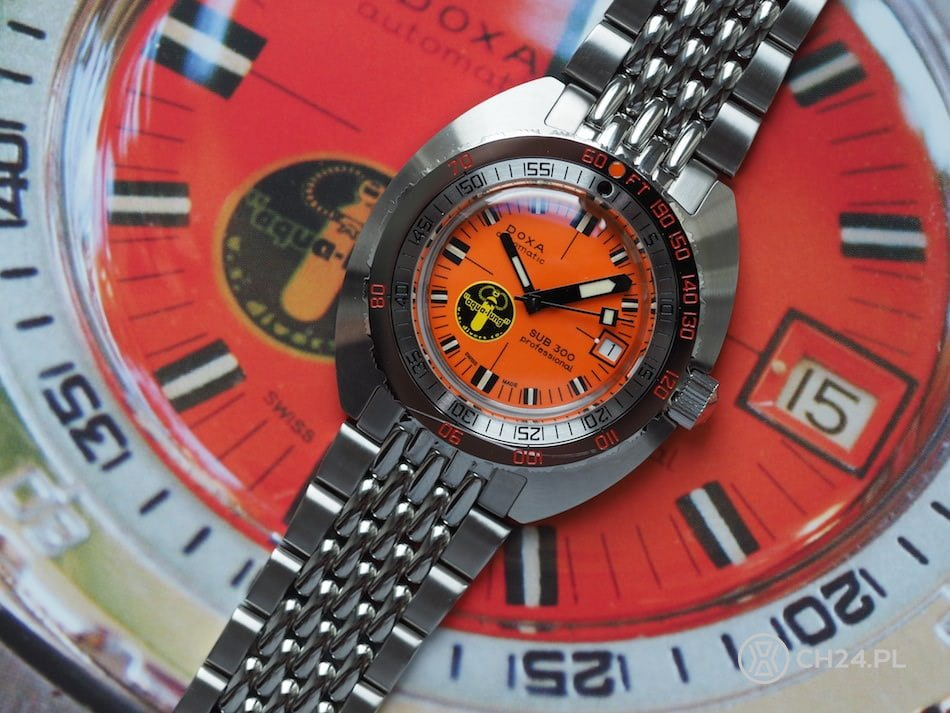 Doxa SUB 300 Black Lung / foto: Fratellowatches.com