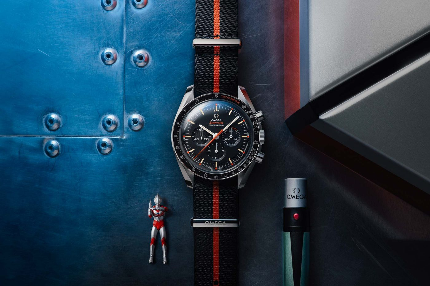 "Omega Speedmaster #SpeedyTuesday Limited Edition ""Ultraman"" [dostępność, cena]"