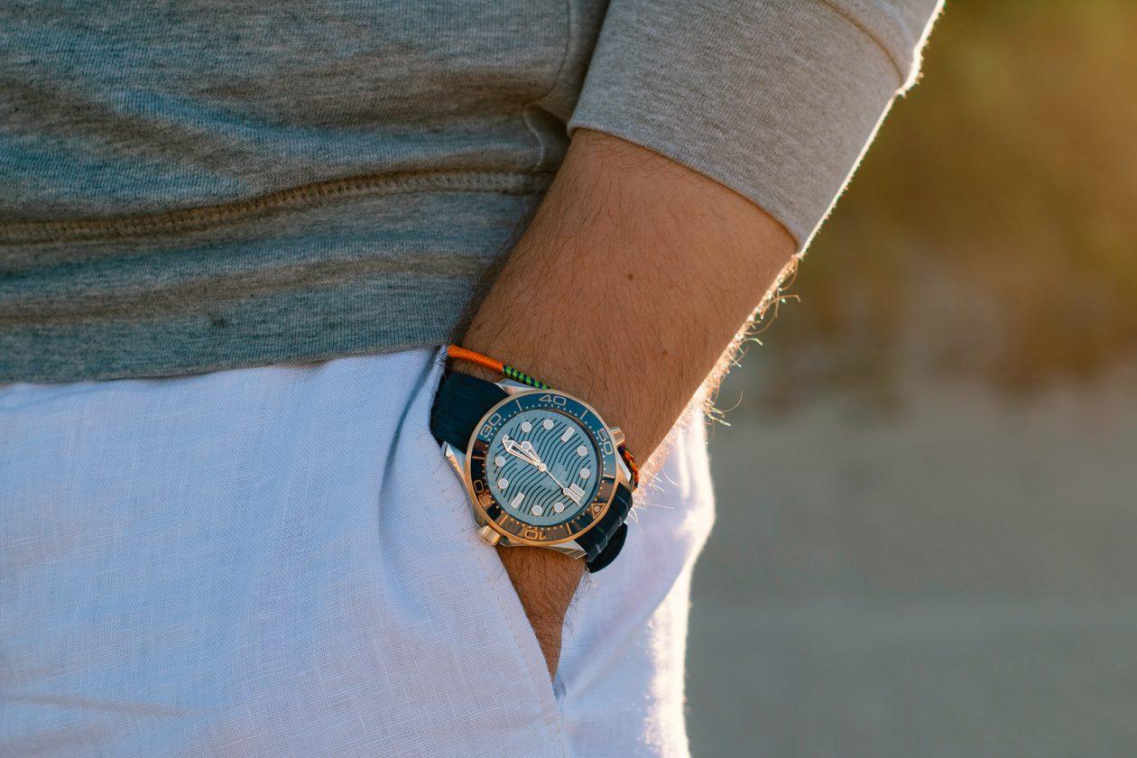 Morze, Sopot, Rolls i zegarki