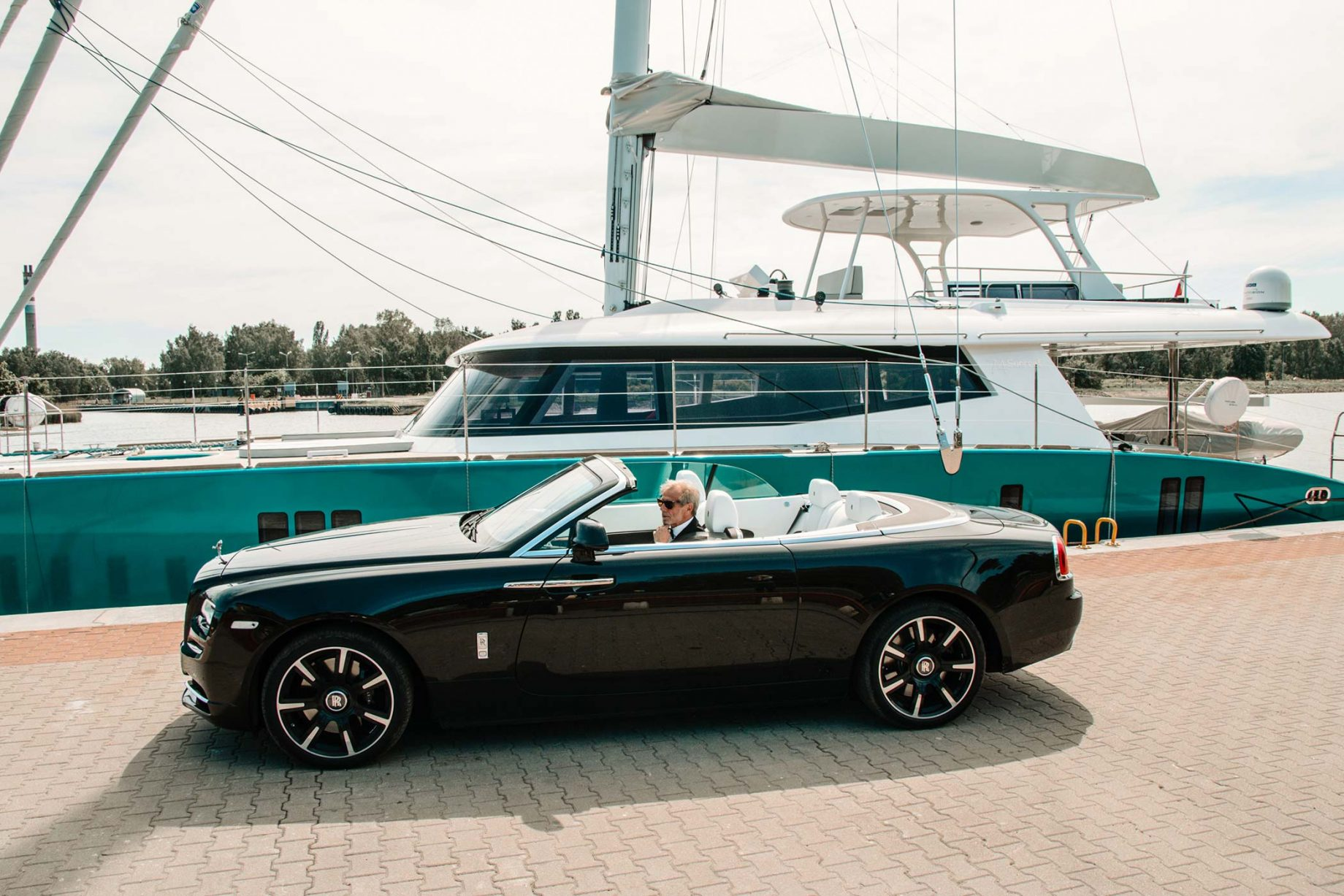 Rolls Royce Dawn i Sunreef