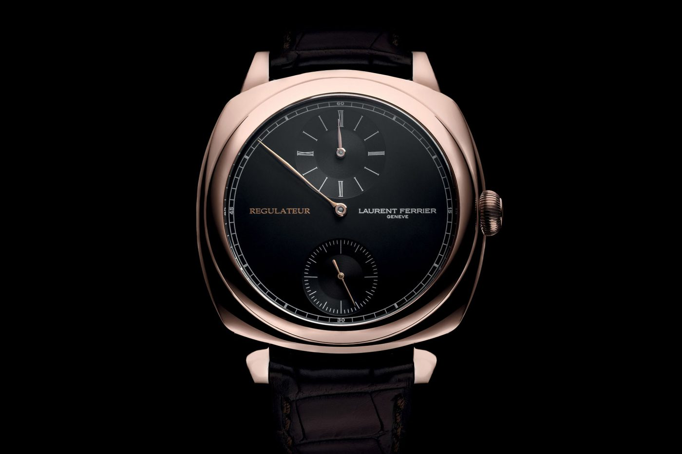 Laurent Ferrier Galet Square Regulateur Black [dostępność, cena]