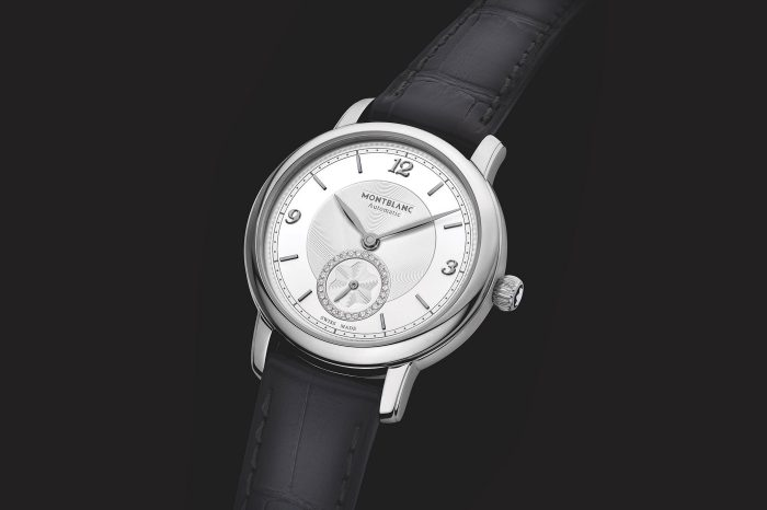 Monblanc Star Legacy Small Seconds