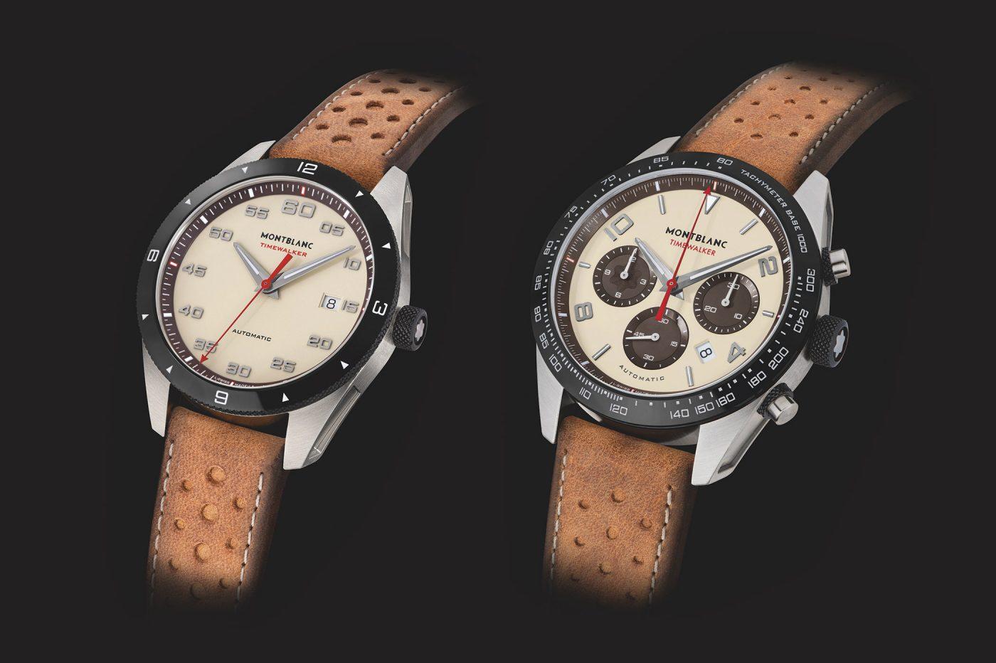 "Montblanc TimeWalker ""Cappuccino"" Limited Edition [dostępność, cena]"