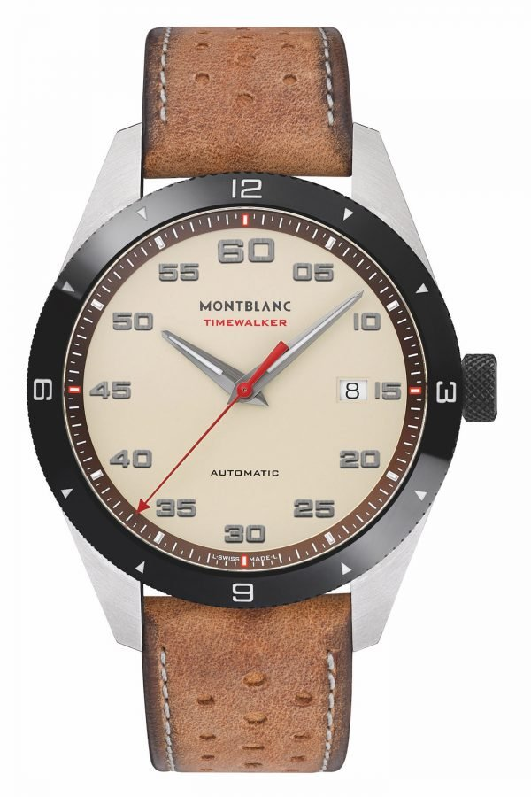 """Montblanc TimeWalker """"Cappuccino"""" Limited Edition"""