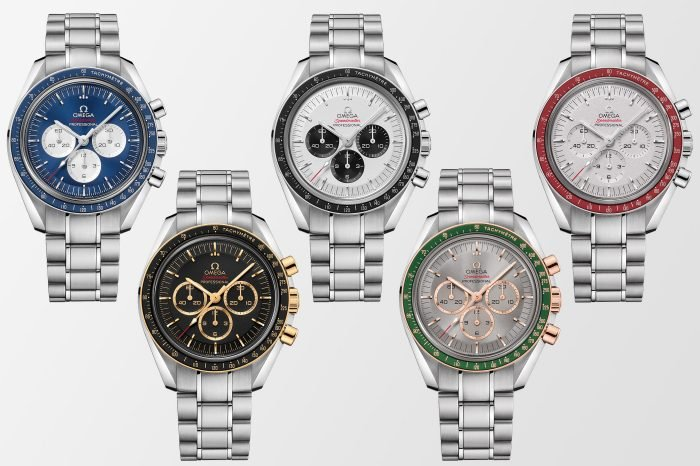 Omega Speedmaster Tokyo 2020 Olympic Games Collection